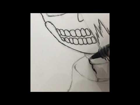 O1G vs The Boogeyman drawing process