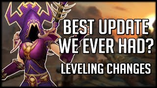 Leveling Finally Updated! Patch 7.3.5 Actually Fixes Leveling! | World Of Warcraft Legion