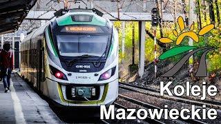 🇵🇱 Koleje Mazowieckie - Masovian Railaways - Warsaw Suburban Railways (2019)