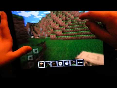 minecraft: how to get a stone pickaxe