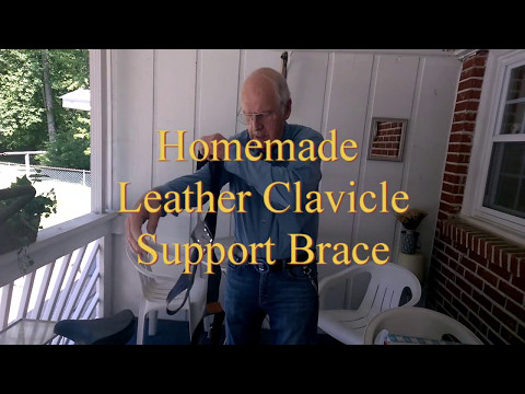 Clavicle/Posture Support Brace