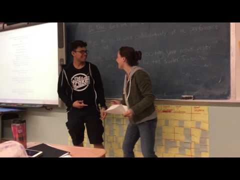 Funny Class Presentation