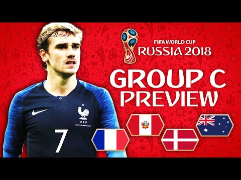►IS FRANCE REALLY FAVORITES? Group C Preview - 2018 FIFA World Cup Russia
