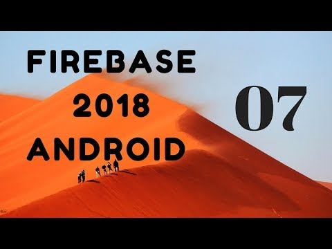 Display specific data from Firebase (AddValueEventListener) Android Studio part 8