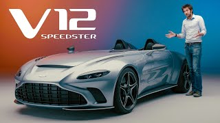EXCLUSIVE: NEW Aston Martin V12 Speedster, In-Depth First Look | Carfection 4K