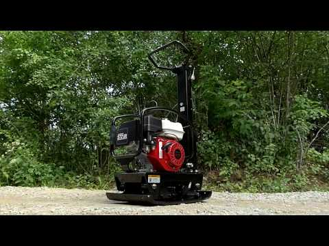 NorthStar Reversible Plate Compactor - With Honda GX160 Engine