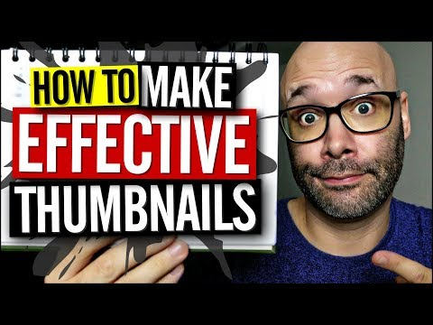 How to Make YouTube Thumbnails People Will Click