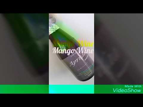 Mango wine