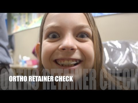 ORTHO RETAINER CHECK