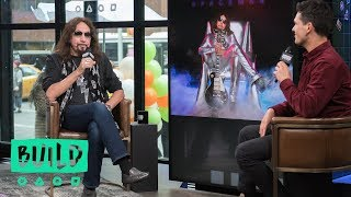 """Ace Frehley Discusses His 8th Solo Album, """"Spaceman"""""""