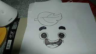 Download Drawing Guava Juice's logo Video