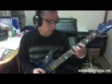 Tom Hess Guitar Playing And Music Contest – Naoto Yagi