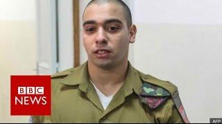 Israeli soldier Elor Azaria convicted over Hebron death - BBC News