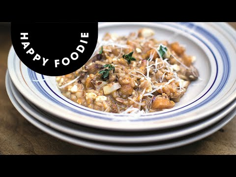 Make Jamie Oliver's Sausage and Squash Risotto | Super Food Family Classics
