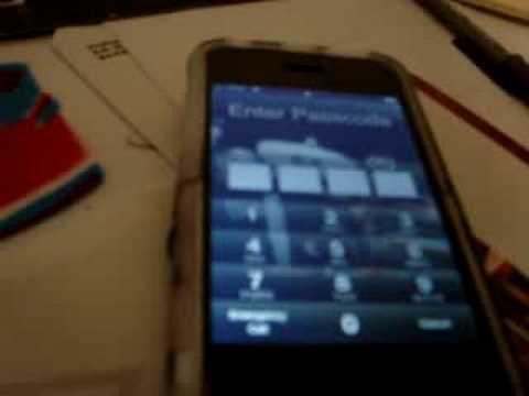 iPhone 2.0.1-2.0.2 security bug