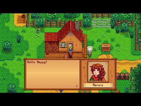 How to get the Cat or Dog Pet - Stardew Valley