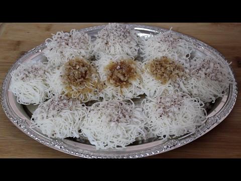 How to make Kerala soft Idiyappam Recipe (Nool Puttu)