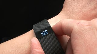 Fitbit Charge Hr Activity Monitor Detailed Overview Review Including