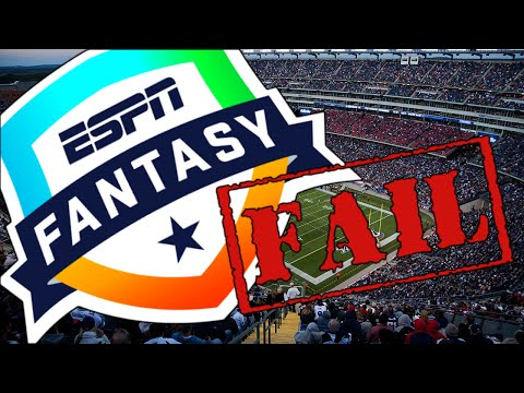 Espn Fantasy App Fail | SomeWhat of a Rant #2