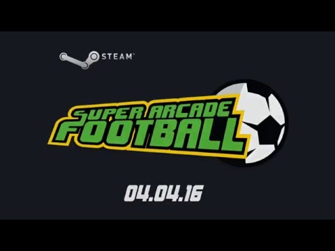 Super Arcade Football - Early Access Announcement!