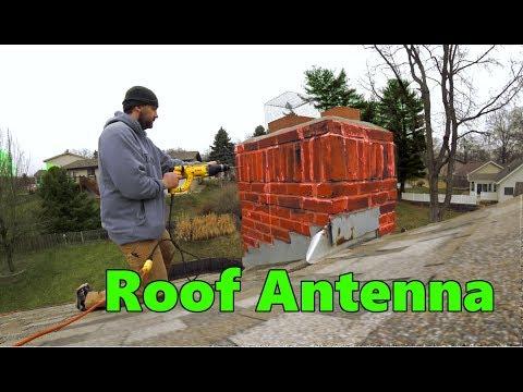 Install Dipole Doublet G5RV Antenna ~ Best Small Backyard Antennas ~ Ham Radio