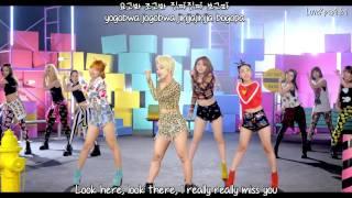 Tiny-G - Miss You (보고파) MV [English subs + Romanization + Hangul] HD