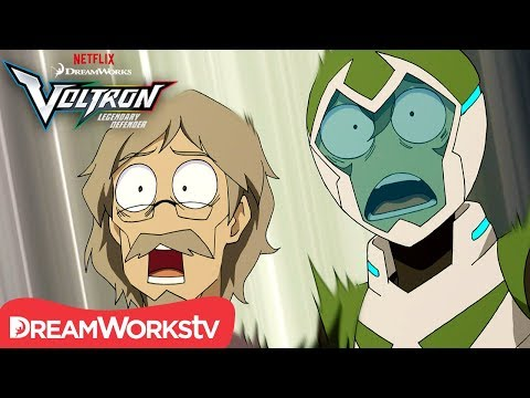 Rescue and Battle | DREAMWORKS VOLTRON LEGENDARY DEFENDER