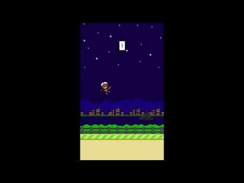 Floppy Bron - Flappy Bird Mod