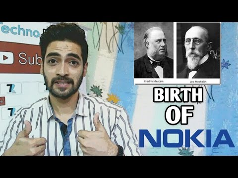 Did You Know? - History Of Nokia [Episode #3]