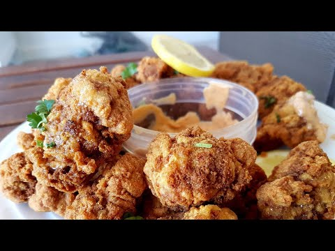 Best Keto Recipes I Best Crispy Keto Fried Chicken KFC I Low Carb Fried Chicken