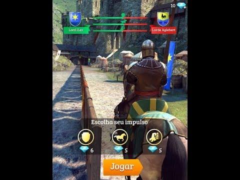 Rival Knights iPhone/iPad - HD Gameplay