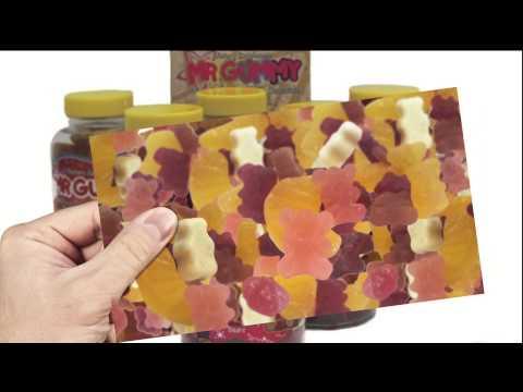 Mr. Gummy vitamins