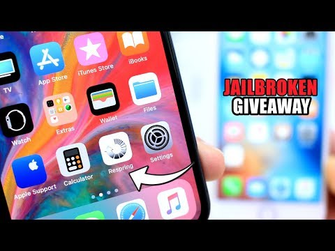 How to get a Re-Spring Button on iPhone No Jailbreak | Jailbroken iPhone Giveaway