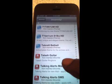 How To Get Free Hotspot Tether For iPhone 4G/4S/5 iOS 6