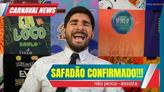 A VOLTA DO CHICLETE COM BANANA | Carnaval News #06
