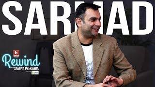 Sarmad Khoosat Talks About Marriage, Divorce and Dolls on Rewind with Samina Peerzada   Ep 16