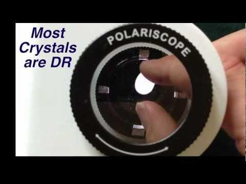 Polariscope Tutorial by Nick Hodgson of Astrogems