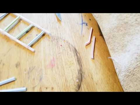 DIY:how to make homemade diving board (for toys)
