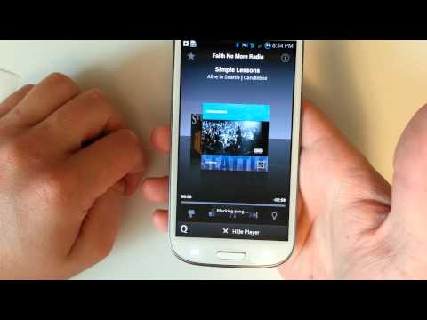 Samsung Music Hub for the US - Exclusive Review