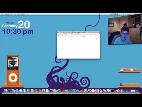 How to put widgets on to mac desktop