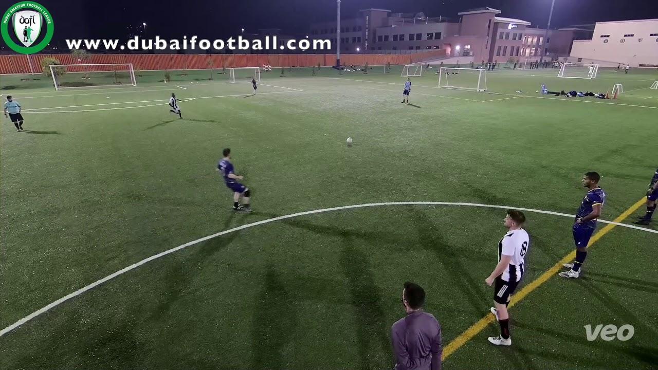 AFC Dubai– Flying Camels - DAFL New Year 7 a side. Segunda Week 4 www.dubaifootball.com