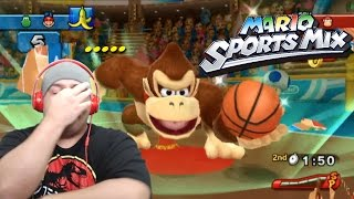 WHEN DID THIS MODAPH#%KA LEARN TO BALL THIS GOOD!!? [MARIO SPORTS MIX]