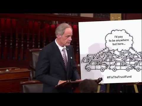 Senator Carper: The Problem with our Nation's Transportation Systems Today