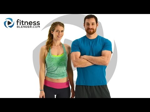 1000 Calorie Workout Video - At Home HIIT Cardio, Strength, and Abs Workout to Burn 1000 Calories