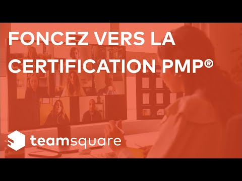 Foncez vers la certification PMP® !