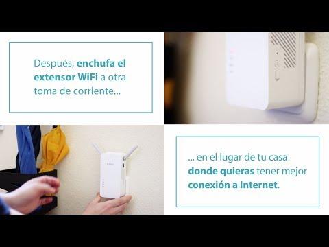 D-Link™ PLC PowerLine Amplificador Wi-Fi por la red electrica (DHP-W611AV)