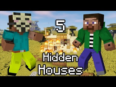 5 More Ways to Hide your Base from Hackers & Pros - Minecraft