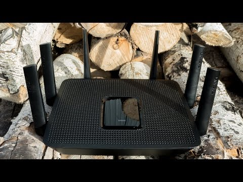 Linksys EA9300 Router Interface Walkthrough