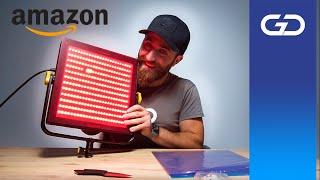 ტექნიკის ცვენა Amazon იდან -Unboxing