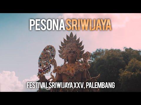 Pesona Sriwijaya (Festival Sriwijaya XXV, Palembang)